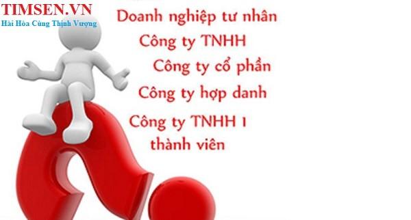 xác định công ty TNHH