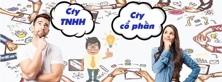 Lua chon loai hinh doanh nghiep tnhh cp - Tư vấn lựa chọn loại hình thành lập doanh nghiệp