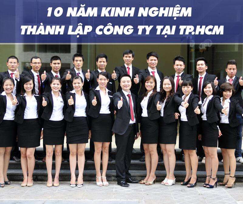 Thành lập công ty doanh nghiệp uy tín