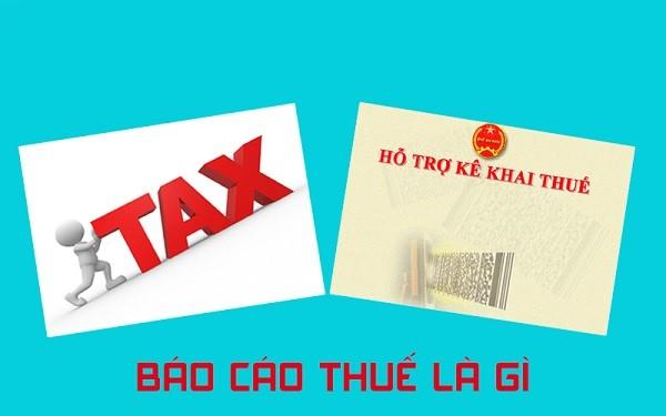 cach lam bao cao thue theo quy 1 - Hướng dẫn cách làm báo cáo thuế theo quý cho cơ quan thuế