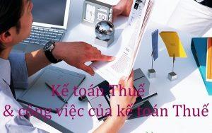 cong viec cua ke toan thue 1 300x188 - Các công việc của kế toán thuế phải làm trong doanh nghiệp