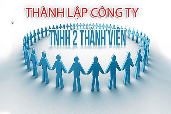 thanh lap cong ty tnhh 2 thanh vien 1 - Thành lập công ty TNHH 2 thành viên
