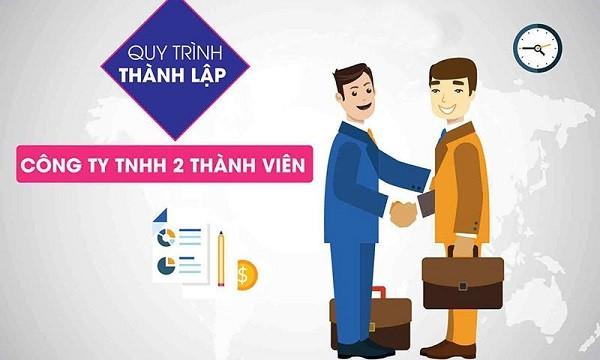 thanh lap cong ty tnhh 2 thanh vien 4 - Thành lập công ty TNHH 2 thành viên