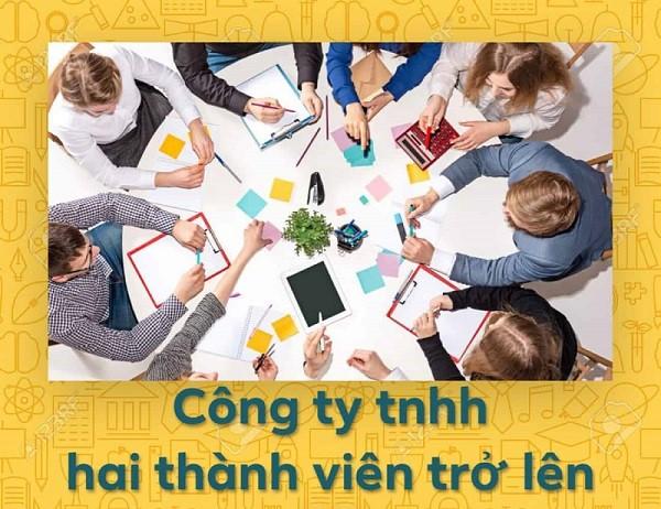 thanh lap cong ty tnhh 2 thanh vien 6 - Thành lập công ty TNHH 2 thành viên