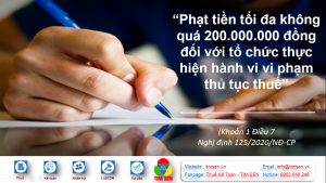 Muc phat VPHC ve thue 300x169 - Trang chủ