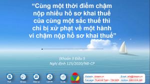 Nguyen tac xu phat VPHC thue 300x169 - NGUYÊN TẮC XỬ PHẠT VI PHẠM HÀNH CHÍNH VỀ THUẾ, HÓA ĐƠN