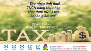 Thu nhap tinh thue TNCN 300x169 - THU NHẬP TÍNH THUẾ THU NHẬP CÁ NHÂN