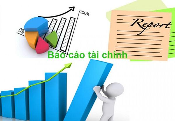 bao cao tai chinh 1 - Báo cáo tài chính là gì? Hướng dẫn lập và đọc bảng báo cáo tài chính