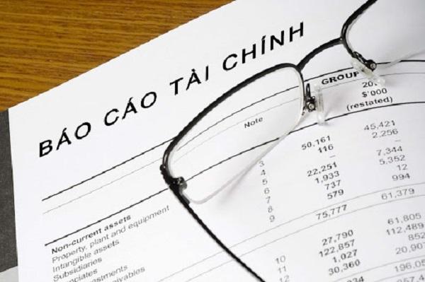 bao cao tai chinh 2 - Báo cáo tài chính là gì? Hướng dẫn lập và đọc bảng báo cáo tài chính