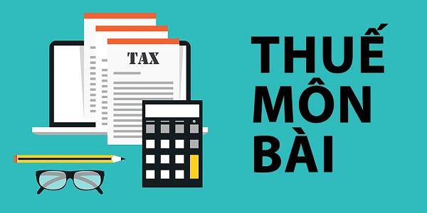 thue mon bai la gi 2 - Thuế môn bài là gì? Quy định pháp luật về lệ phí môn bài