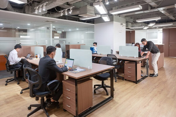 van phong chia se la gi 2 - Văn phòng chia sẻ là gì? 6 Lợi ích tuyệt vời của văn phòng chia sẻ