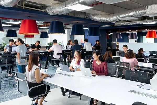 van phong chia se la gi 3 - Văn phòng chia sẻ là gì? 6 Lợi ích tuyệt vời của văn phòng chia sẻ