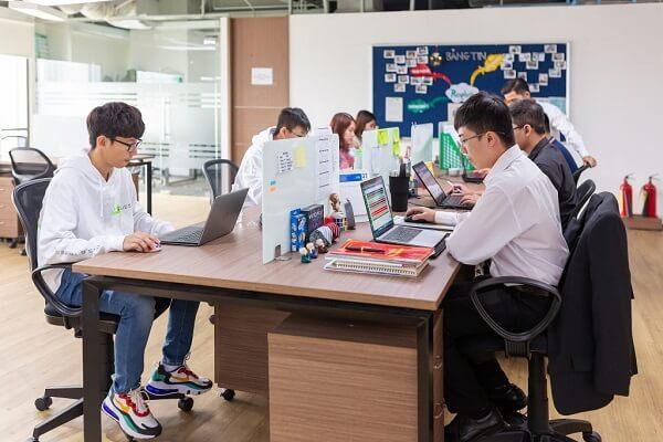 van phong chia se la gi 5 - Văn phòng chia sẻ là gì? 6 Lợi ích tuyệt vời của văn phòng chia sẻ